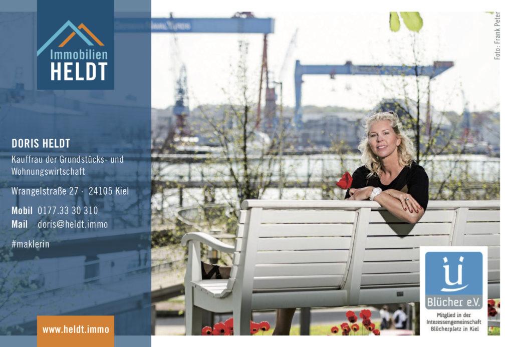 Immobilien Doris Heldt Kiel Liebelingsmaklerin